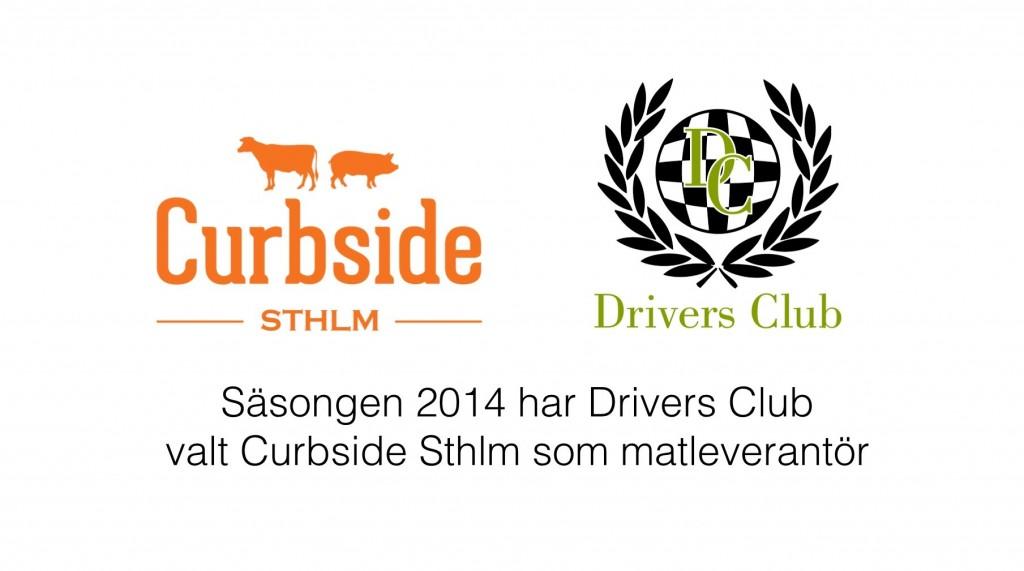 Drivers Club Curbside